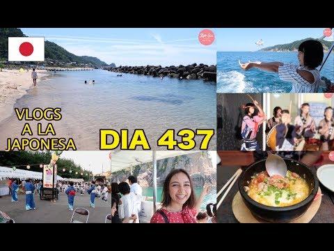 Paseo en Barco + Festival de Verano BON ODORI JAPON - Ruthi San ♡ 05-08-17
