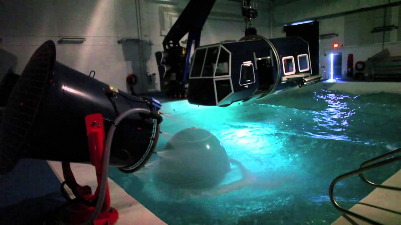 The Dunker At N C Coast Guard Training Facility Youtube