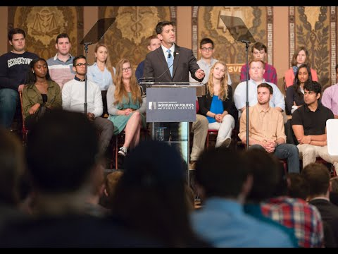 Millennial Town Hall at Georgetown