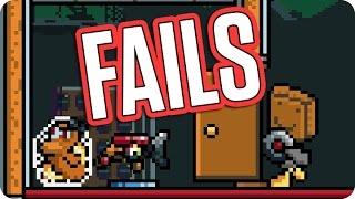 ¡GRANDES Y EPICOS FAILS! | DUCK GAME Con Sara, Luh y Exo