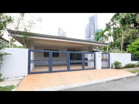 Bungalow House for Rent in Bel-Air Village, Makati City