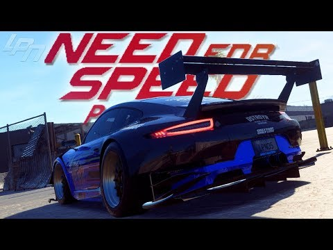 Porsche 911 GT3 RS Speedpaint - NEED FOR SPEED PAYBACK