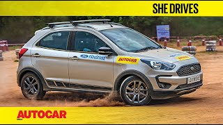 Ford #SheDrives - Guwahati | Special Feature | Autocar India