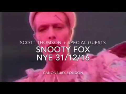Scott Thomson + Special Guests - NYE 2016