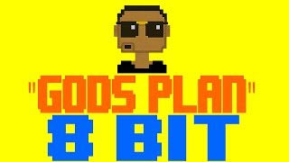 Gods Plan [8 Bit Tribute to Drake] - 8 Bit Universe
