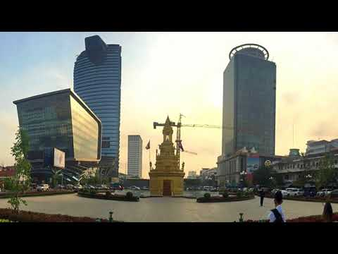 Welcome to Phnom Penh capital city of cambodia 2017