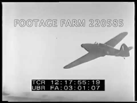 British anti-aircraft defense - 220585 14 | Footage Farm