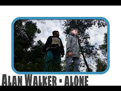 Alan Walker - alone (remix by two gamers)