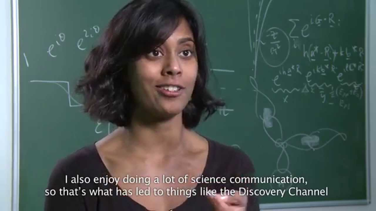 Inspiring scientists: Jassel Majevadia's story