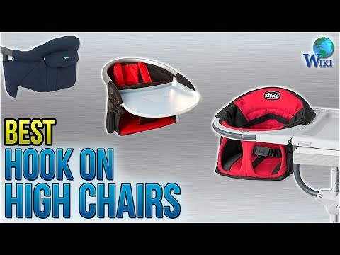 7 Best Hook On High Chairs 2018