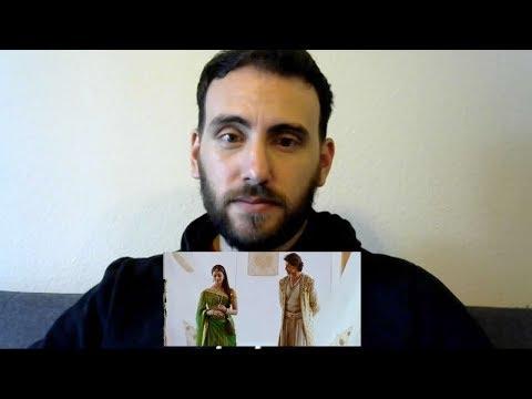 Jashne Bahara | Jodhaa Akbar Music Video REACTION