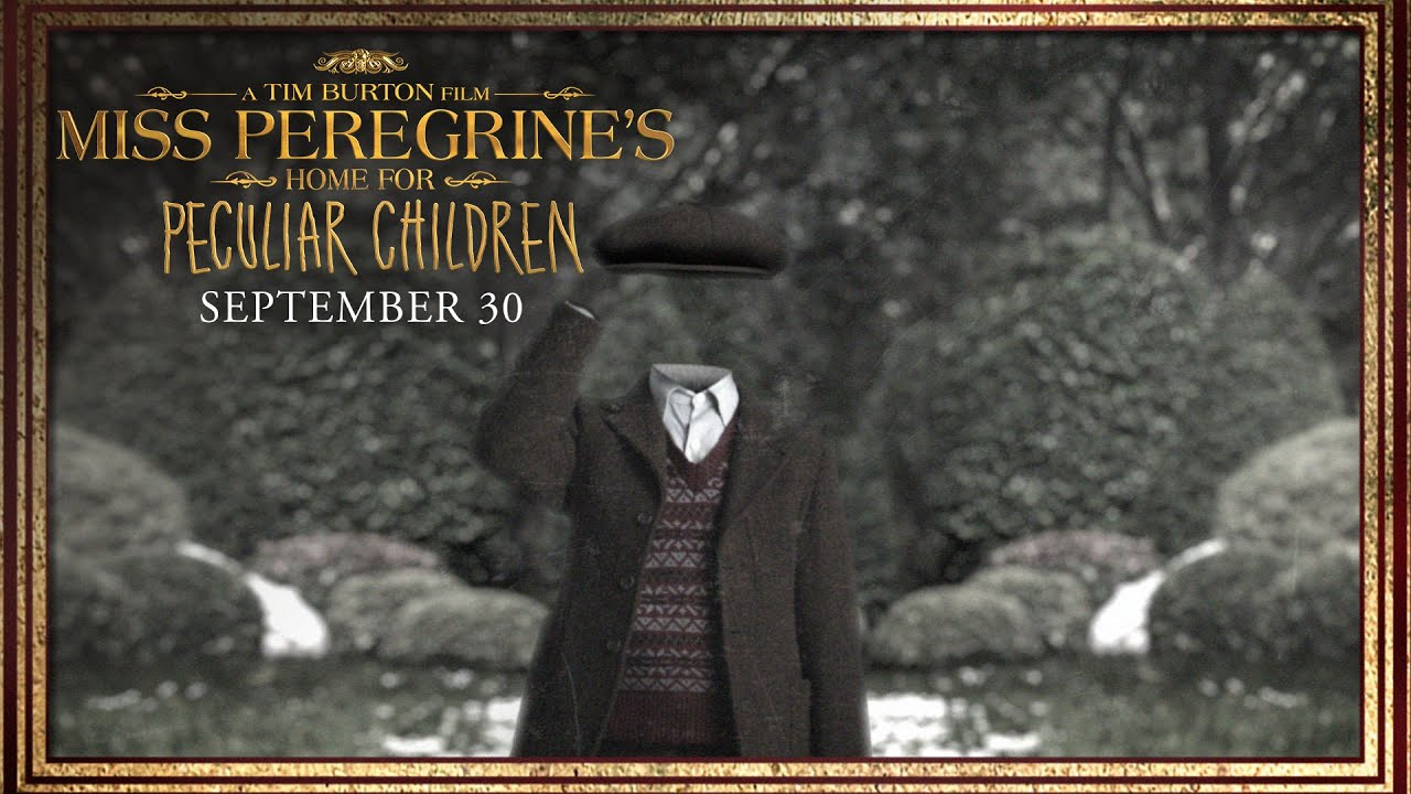 miss peregrines home for peculiar stream