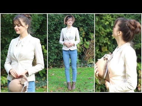 Late Victorian Inspired Head To Toe Look | Style Revival: Bustle Era