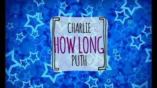 """Charlie Puth - """"HOW LONG"""" [Bass Boosted] [HD]"""