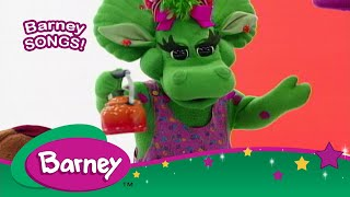 Barney|Try and Try Again!|SONGS for Kids