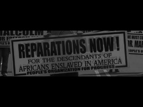 What about REPARATIONS??