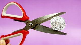 8 Ways to Sharpen Scissors - Life Hacks