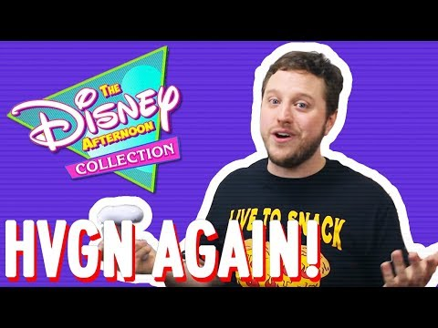 Do the games in The Disney Afternoon Collection hold up? [SSFF]