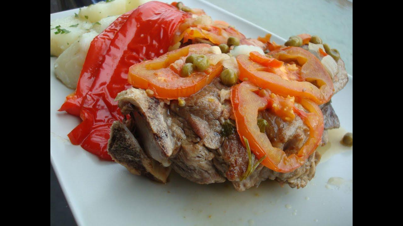 C mo preparar carne al horno receta f cil y sabrosa - Como preparar rodaballo al horno ...
