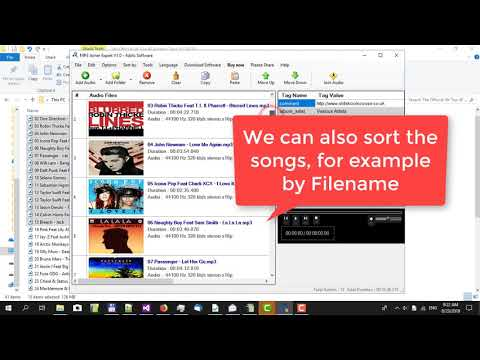 How To Merge MP3 Files And Other Formats With Fade, Cross Fade, Audio Effects With MP3 Joiner Expert
