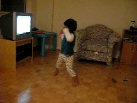 Jinke Marina Dance by Koushik Shanbhag