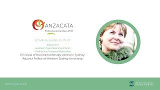 Joanna Jaaniste, Australian, New Zealand and Asian Creative Arts Therapies Association (ANZACATA)