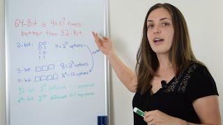 Mathsplanations: 64-Bit Is Mathematically Better