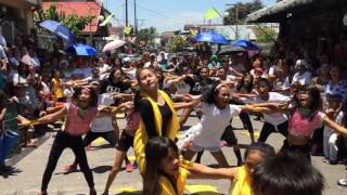 Calero Fiesta 2017 Streetdancing Competition Chion DHD