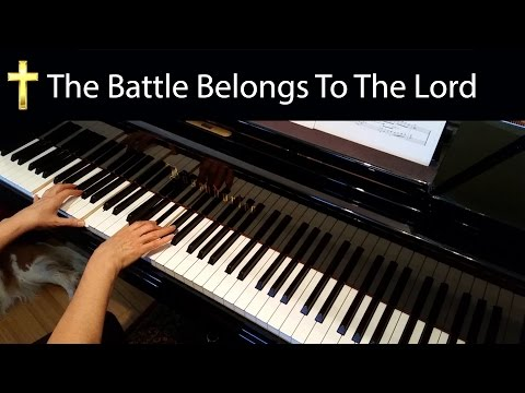 The Battle Belongs to the Lord, Jamie Owens-Collins (Advanced Piano Solo)