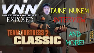 VALVE NEWS NETWORK EXPOSED! Team Fortress 2 Classic Fun Part 1