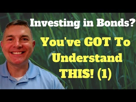 Investing in Bonds? You NEED To Know This! (Part 1)