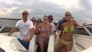 Speed Boat Crash With Seven Passengers