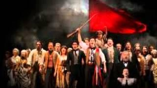 le grand jour les miserables 1991 paris cast with lyrics