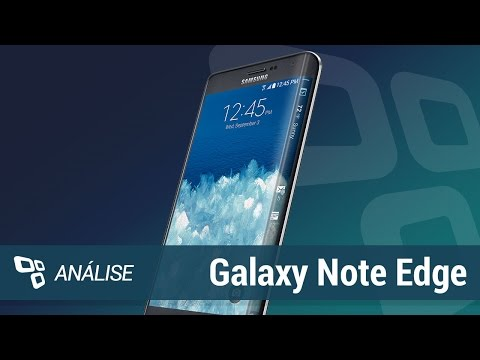 Samsung Galaxy Note Edge [Análise] - TecMundo