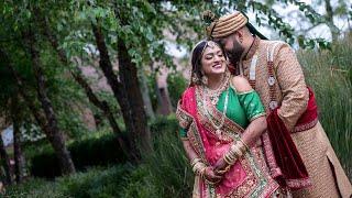 Royal Albert's Palace Wedding of Radhika & Anup