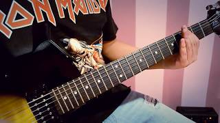 System Of A Down - ATWA [Guitar cover] HD