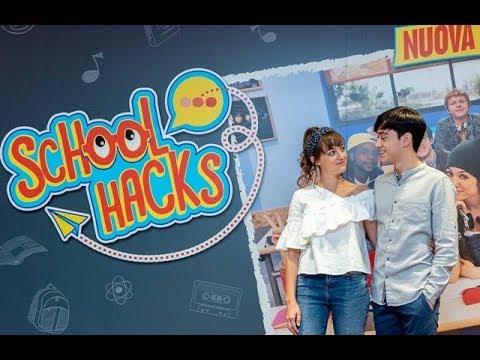 School Hacks - Intervista ai protagonisti Beatrice Granno' e Samuel Garofalo