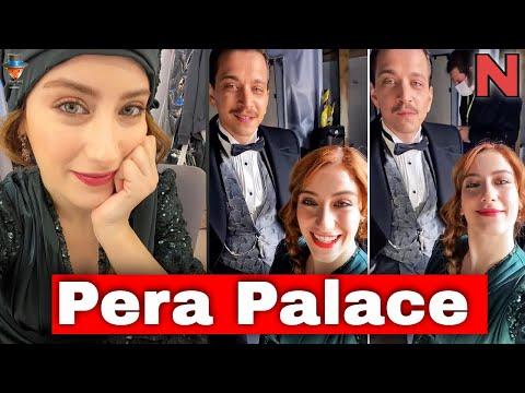 Filming of the Netflix Pera Palace series has begun