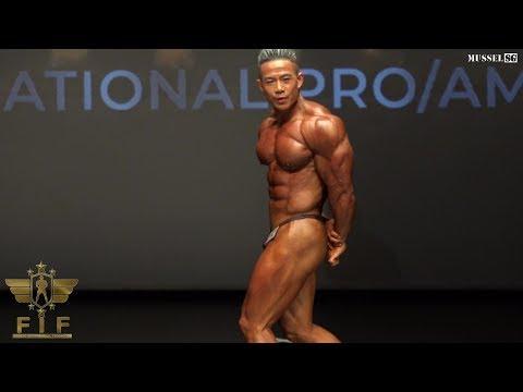 FIF Mortal Battle Pro/Am 2019 - Men's Bodybuilding (Athletic)