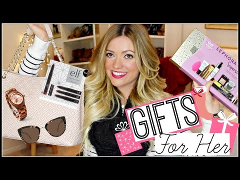 Gifts FOR HER! Holiday Gift Guide 2015 / Style By Dani