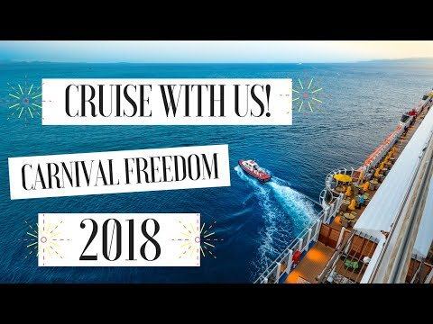 Carnival Freedom Complete Tour Doovi