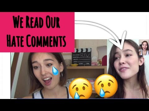 Reading HATE COMMENTS with Adela-Mae Marshall from AsNTM6