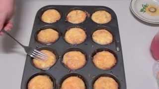 Mini Quiche - Video Recipe