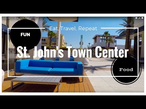 QUICK TRIP TO THE ST. JOHNS TOWN CENTER