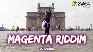 Magenta Riddim DJ Snake| Zumba Fitness| Padmavati iyengar