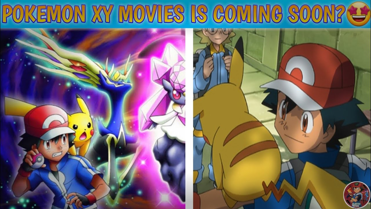 Pokemon 2 New Movies Is Coming Soon🤔 || Pokemon Movie 17,18 Release Date🧐  |