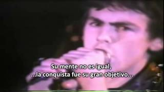 Bad Religion We're Only Gonna Die (From Our Own Arrogance) (Subtitulada HD)