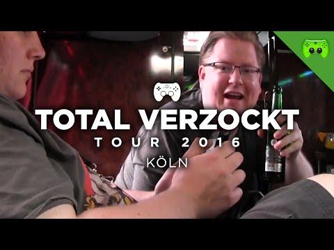 TOURBLOG: KÖLN 🎮 #TotalVerzockt Tourblog #4