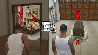 What Happens If You Visit Michael's Family House After He Dies in GTA 5? (Hidden Secret)