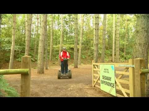 Family Activity Breaks UK | Sherwood Forest, Nottinghamshire | Center Parcs